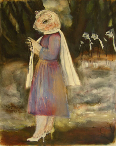 Therese Nortvedt, 'Lady in Waiting'