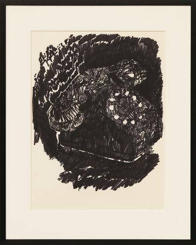 Bruce Conner, 'PRINCESS PERSEPHONE', 1963