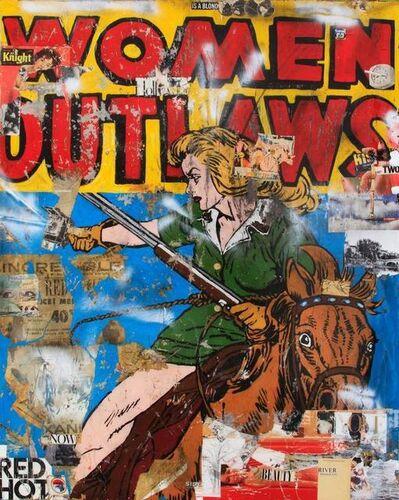 Greg Miller, 'Woman Outlaw'
