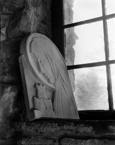 Leslie Hanes, 'Saintly Window'