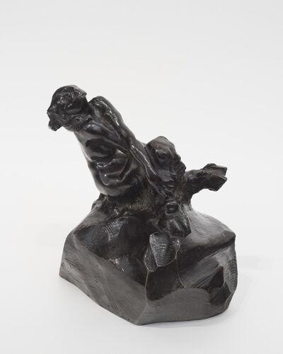Auguste Rodin, 'Faunesse Zoubaloff', Conceived 1885-cast prior to 1914