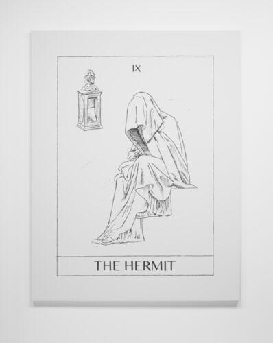 Mieke Marple, 'The Hermit (Adrian)', 2016