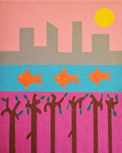 Barry Senft, 'Landscape'