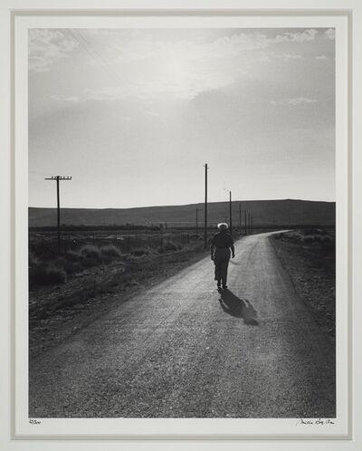 Micha Bar-Am, 'David Ben Gurion, Kibbutz Sde Boker', 1986