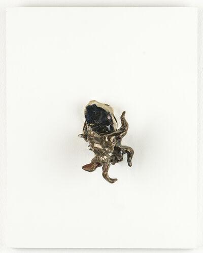 Lucio Fontana, 'Untitled'