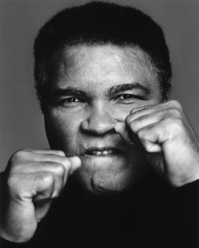 Richard Corman, 'Muhammad Ali Boxing', 1998