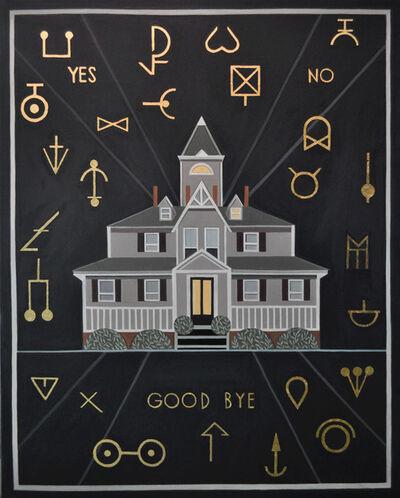 Mariajosé Gallardo, 'yes/no/good bye', 2017