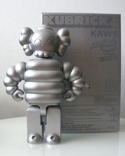 KAWS, 'Kubrick Mad Hectic 400%', 2003