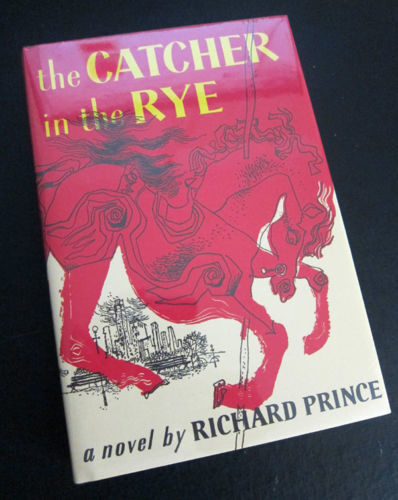 Richard Prince, 'The Catcher in the Rye', 2011