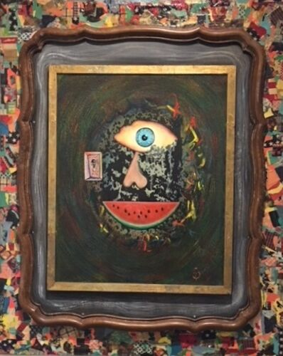 Bert L. Long, Jr, 'Inheritance', 1983