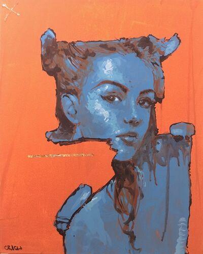 Clarence Rich, 'Block Portrait', 2016