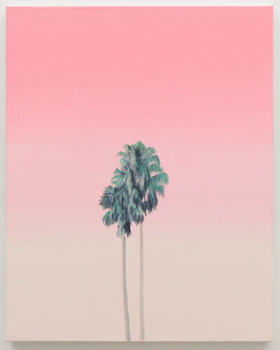 Alec Egan, 'Palm Trees', 2019