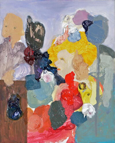 Karen Black, 'Mountain of silence 2', 2015