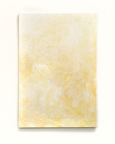Vincent Tiley, 'Indian Yellow Study no. 8 (Morning Shade)', 2018