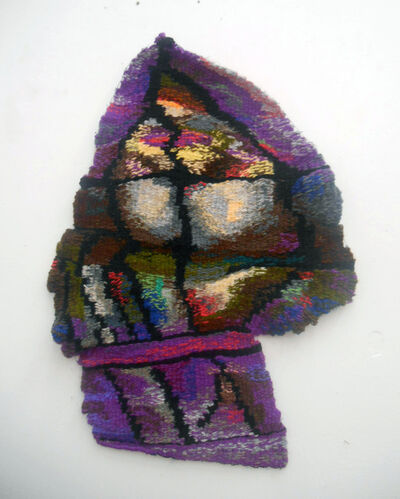 Eugenia Nozhkina, 'Purple Tapestry', 2016