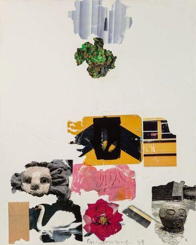 Robert Rauschenberg, 'Treasure (from the Shales series)', 1994
