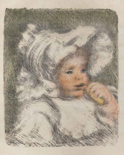 Pierre-Auguste Renoir, 'L'Enfant au Biscuit (Jean Renoir) ', 1899