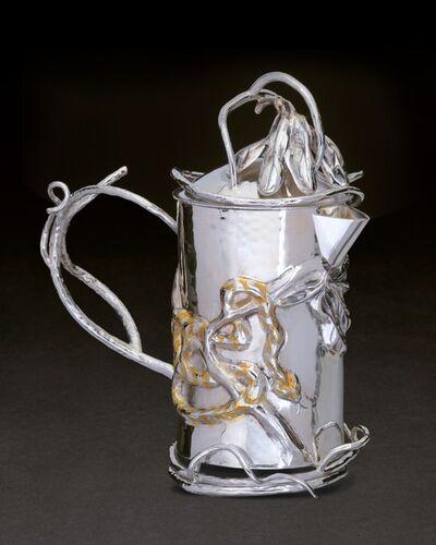 Genevieve E Flynn, 'Ssssssumputuous Teapot ', 2015