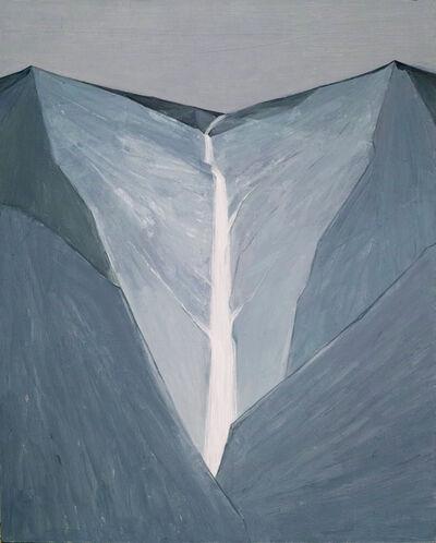 Liu Yujie 刘玉洁, 'Waterfall No. 1', 2017