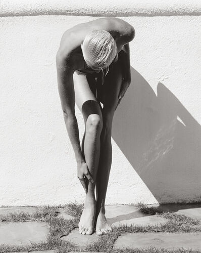 Herb Ritts, 'Brigitte Nielson', 1987