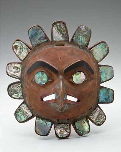 anonymous Tsimshian artist, 'Chief's Headdress Frontlet; British Columbia', ca. 19