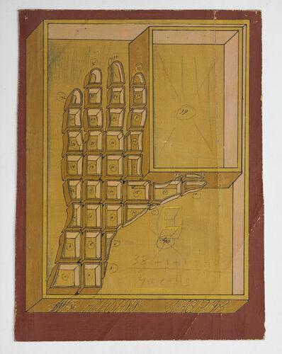 Paul Neagu, 'Homeostasis', 1973