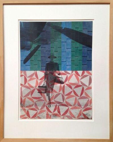 Paul Laster, 'Tracer', 1991