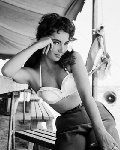 Frank Worth, 'Elizabeth Taylor', 1955