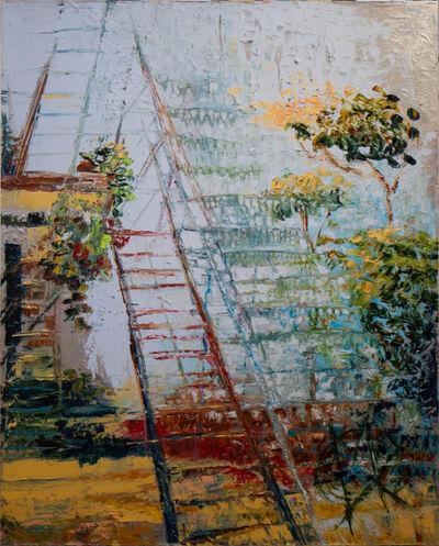 Mariam Qureshi, 'Ladders of climb ', 2018