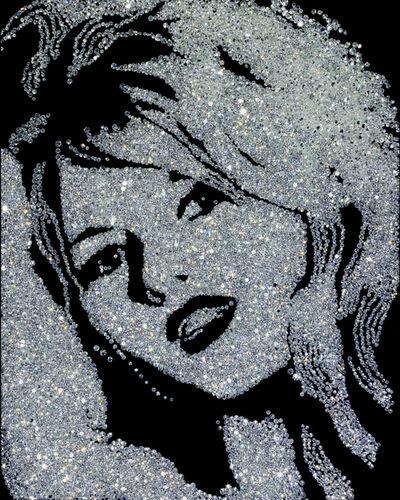 Vik Muniz, 'Brigitte Bardot', 2004