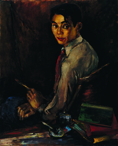 George Chann, 'Self-Portrait', 1940
