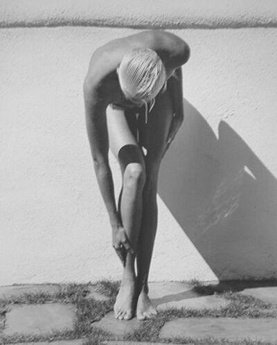 Herb Ritts, 'Brigitte Nielson, Malibu', 1987