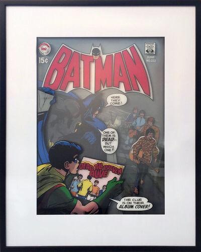 Michael Suchta, 'Batman Vol.1, No.222'
