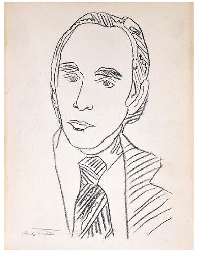 """Andy Warhol, '""""Twenty Years"""", 1977, SIGNED/Inscribed by Leo, Exhibition Catalogue, Leo Castelli Gallery, 1st Edition', 1977"""