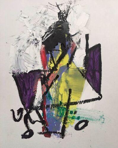 Rocky Hawkins, 'Totemic Figure no. 6', 2018