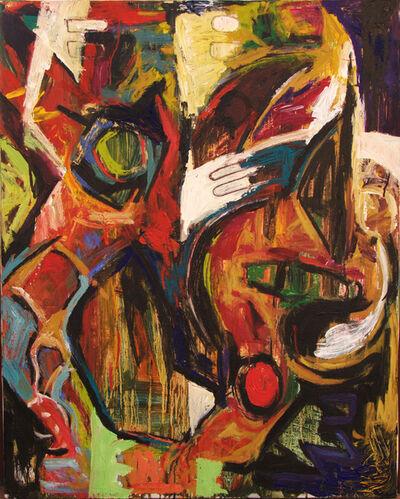 Parmis Sayous, 'One neck for two birds', 2008