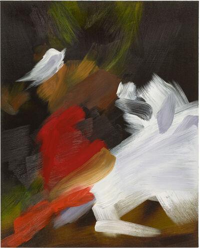 Elise Ansel, 'Medium Study for Tarquin and Lucretia', 2018