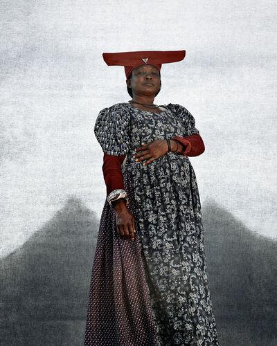Christopher Rimmer, 'Herero Woman, Namibia ', 2016