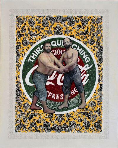 Mahmood Sabzi, 'Untitled Yellow', 2015