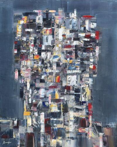 Steven Bewsher, 'Blue Head'