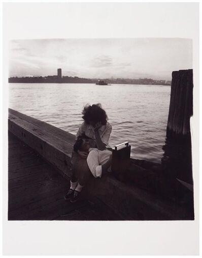 Diane Arbus, 'Couple on a Pier, N.Y.C.', 1963