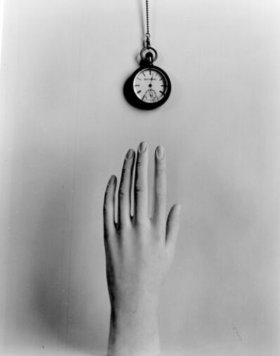 Leslie Hanes, 'Hand of Time'