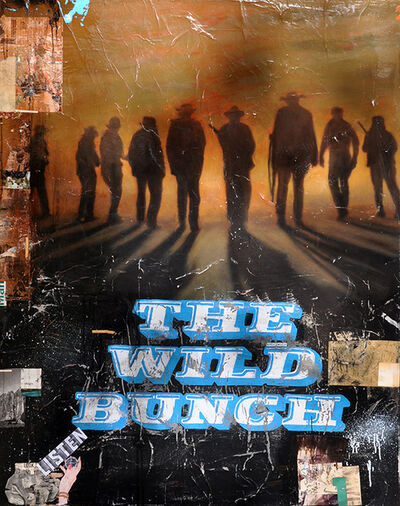 Greg Miller, 'The Wild Bunch',