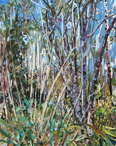 Lilian Garcia-Roig, 'St. Marks Blue', 2008