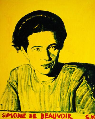 Sam Kaprielov, 'De Beauvoir', 2016