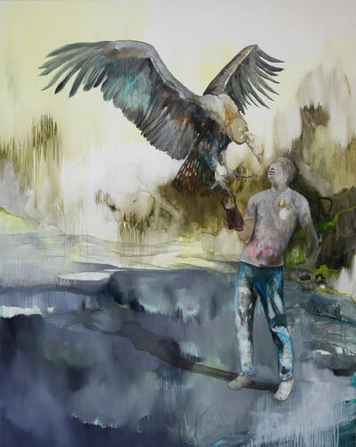 Romain Bernini, 'The big one', 2012