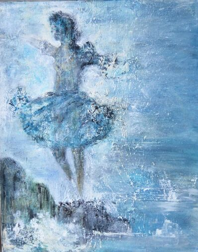 Penny Rumble, 'Oceans Dance', 2018