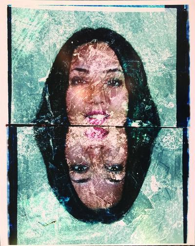 Shadi Yousefian, 'Self-Portrait #29', 2003