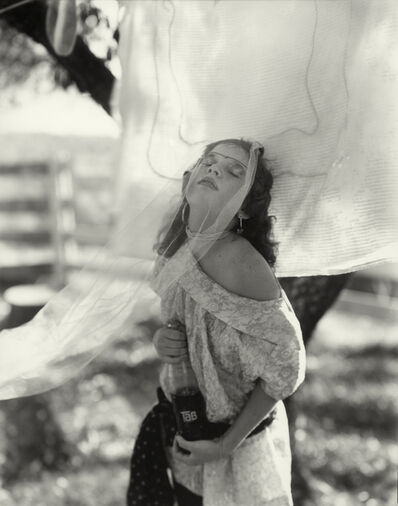 "Sally Mann, 'Untitled from the ""At Twelve"" Series (Page 33)'"