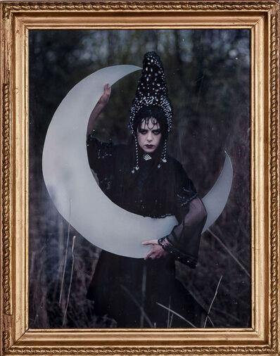 Uldus, 'The half moon is sparkling', 2015